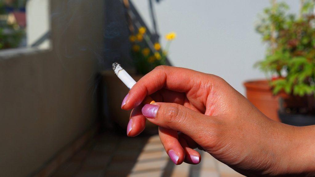 Mein Kind raucht